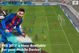 [Mod]PES2017 -PRO EVOLUTION SOCCER- (Unreleased) Screenshot