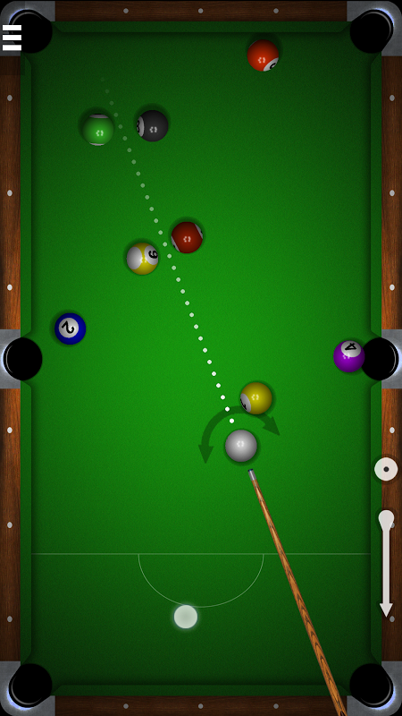 Micro Pool screenshot 1