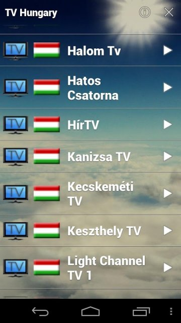 magyar tv live