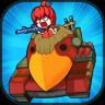 Super Hero Angry Birds Fury Road Shooting Games