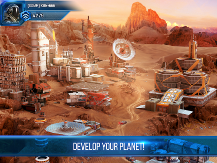 Stellar Age: MMO Strategy screenshot 2