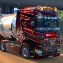 minyak truk tangki mengangkut permainan: