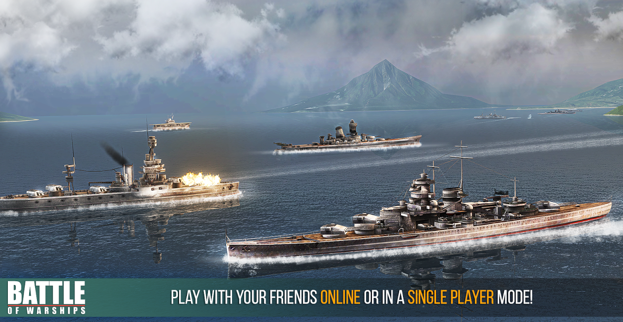 Battle of Warships screenshot 1