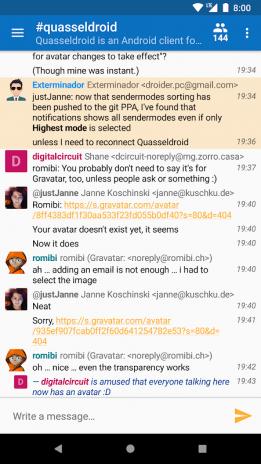 Quasseldroid IRC v1 2 5 Download APK for Android - Aptoide