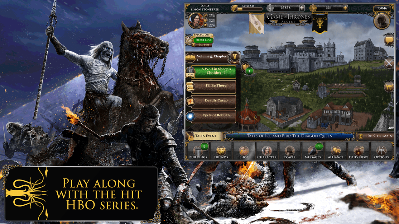 Game of Thrones Ascent screenshot 2