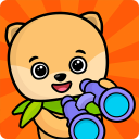 Baby adventure games - app for kids and toddlers