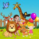 Zoo For Preschool Kids 3-9 - Animals Sounds