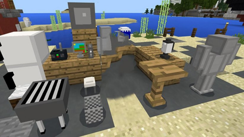 Furniture Mod For Minecraft Pe 1 6 Download Apk For Android Aptoide