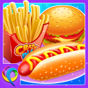 Street Food - Cooking Game : Crazy Kitchen Chef