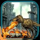 Dino Traffic Attack Simulation