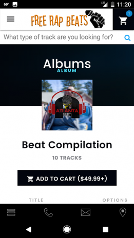 Free Rap Beats 1 0 2 Download APK for Android - Aptoide