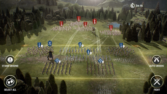 Dawn of Titans Screenshot