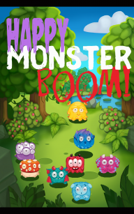 Happy Monster Boom! screenshot 1