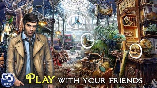 Hidden City®: Hidden Object Adventure screenshot 1