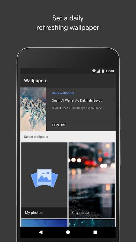 Wallpapers screenshot 2