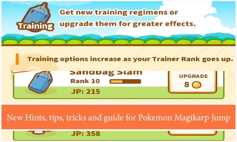 2a22acdabe2c8a788d3461c3e51eca31 screen - Pokémon Magikarp Jump V 1.three.7 APK + MOD
