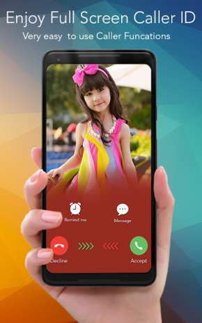 Full Screen CallerID 1 0 Download APK for Android - Aptoide
