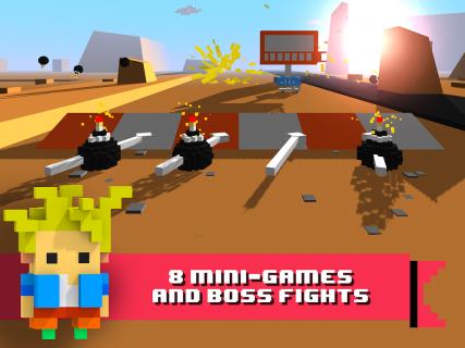 Chicken Jump - Crazy Traffic screenshot 19