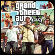 GTA 5 on ANDROID and iOS Icon