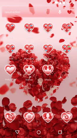 Red Heart 2018 - Love Wallpaper Theme 1 0 1 Download APK for Android