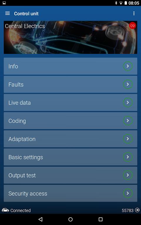 OBDeleven PRO car diagnostics app VAG OBD2 Scanner screenshot 18