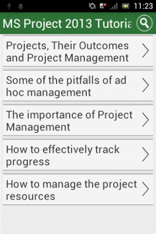MS Office Project Tutorial 1 0 1 Download APK for Android - Aptoide
