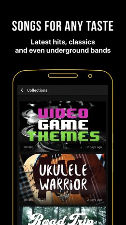 Ultimate Guitar Tabs & Chords 4.8.6 Download APK for Android - Aptoide