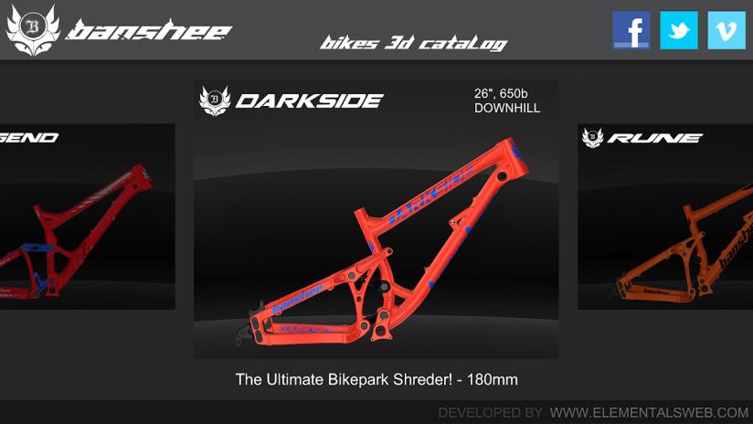 Banshee Bikes Virtual 3D 1 0 Download APK for Android - Aptoide