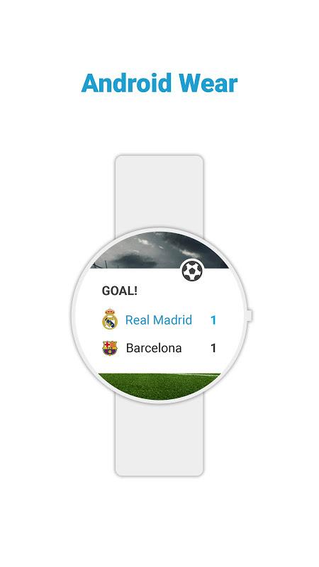 365Scores - Live Scores & Soccer News screenshot 1