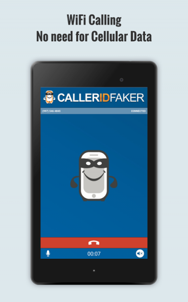 How to change caller id in voxox