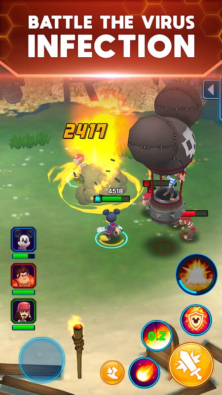Disney Epic Quest screenshot 2