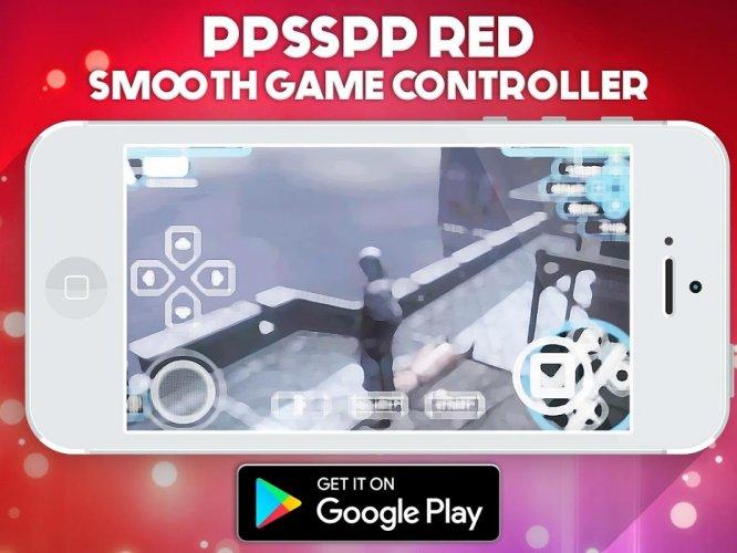 Ppsspp Red Premuim Psp Emulator Simulator 1 0 Download Android