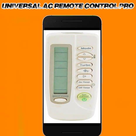Universal AC remote Control 1 0 Download APK for Android