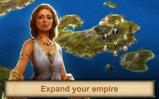 Grepolis - Divine Strategy MMO screenshot 9