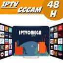 Best IPTV list and CCCAM line 48h