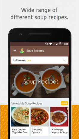 Tasty easy soup recipes free 103 download apk for android aptoide tasty easy soup recipes free screenshot 1 forumfinder Choice Image