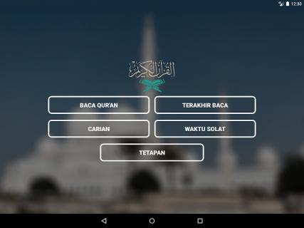 Al Quran Melayu screenshot 9