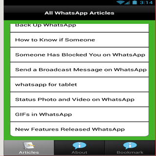 Update Whatsapp tips 1 2 Download APK for Android - Aptoide