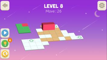 Bloxorz: Roll the Block Screen