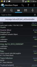 meridian player screenshot 3
