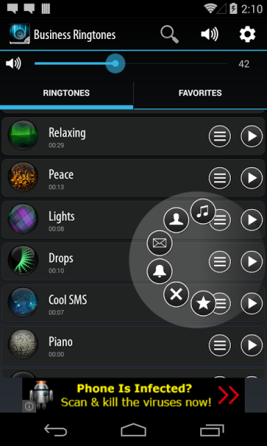 best business ringtones android
