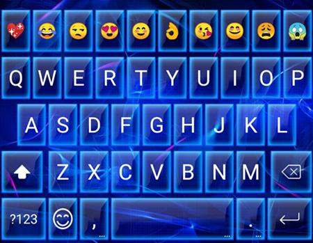 Neon Smoke Emoji Gif Keyboard Wallpaper 1 0 0 Download APK