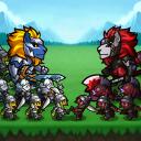 Monstruo Defensa Rey