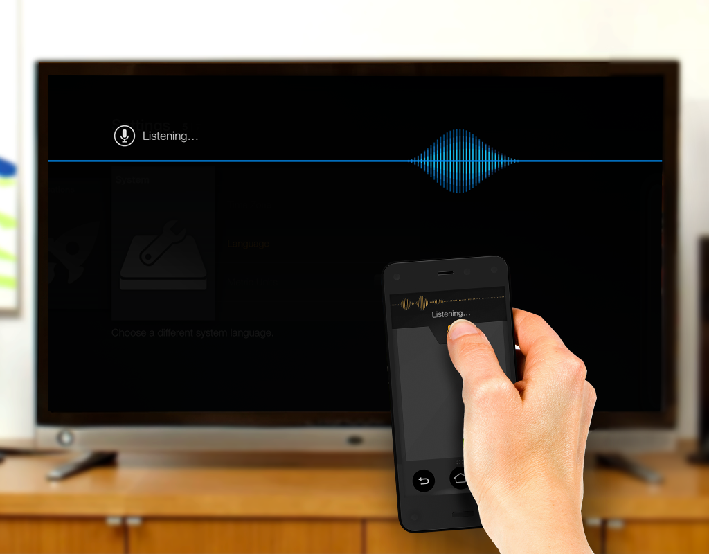 Amazon Fire TV screenshot 1