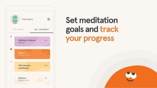 Headspace: Meditation & Sleep screenshot 3