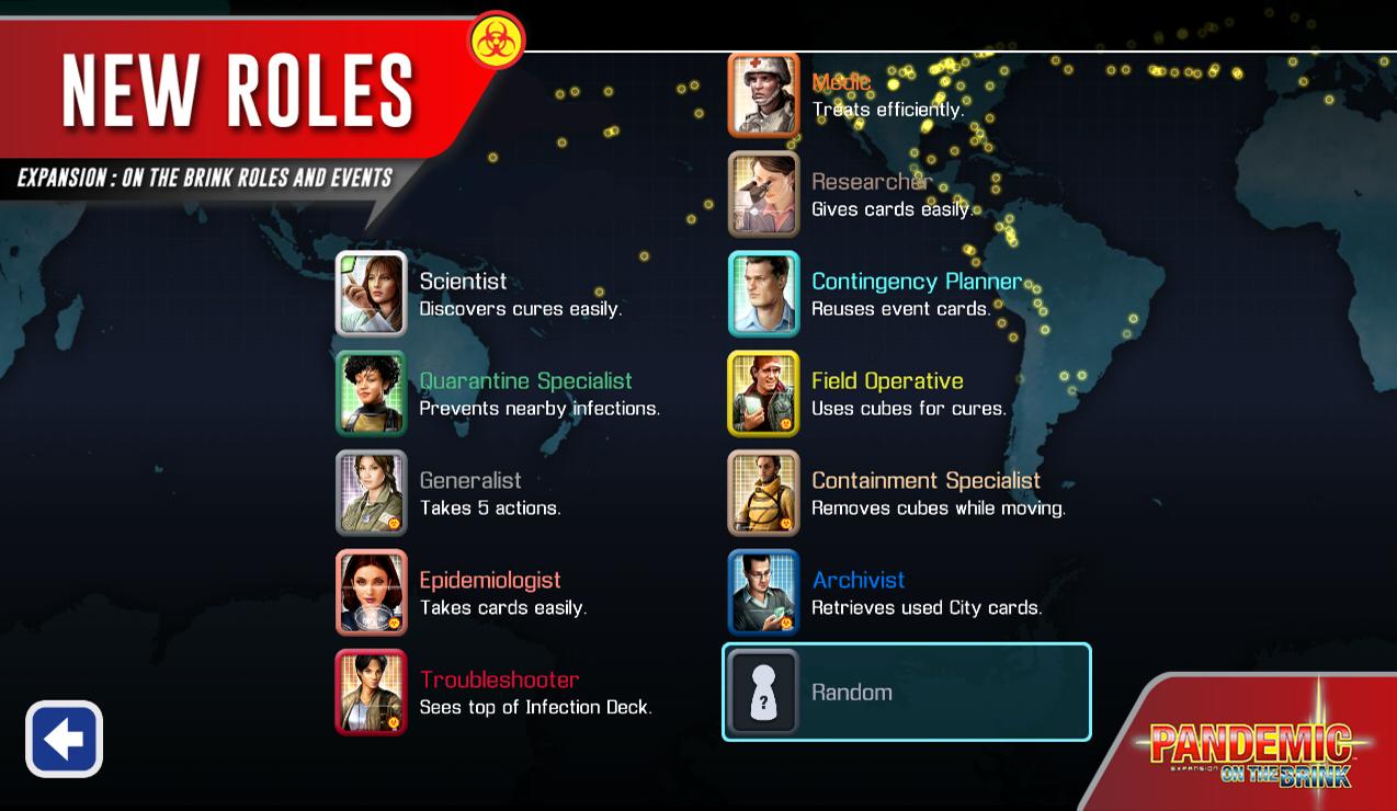 Pandemic: The Board Game screenshot 2