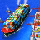Sea Port: Städtebau & Schiffsfracht Strategiespiel