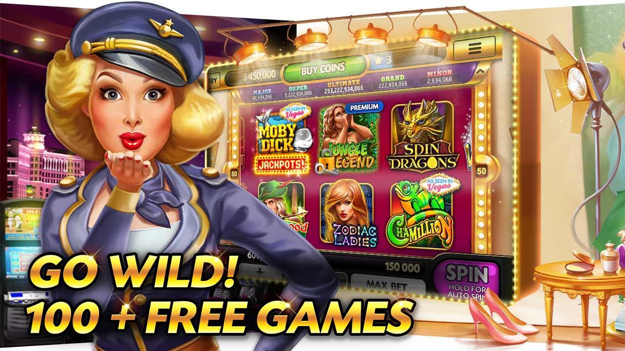 Slots Caesars Free Casino Game screenshot 3