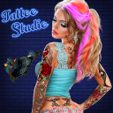 Ink Tattoo Maker Games: Design Tattoo Games Studio