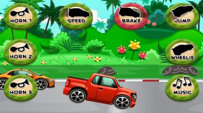 car game for toddlers kids screenshot 4